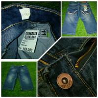 celana pendek jeans anak merk number 61