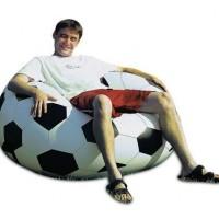 Jual Sofa angin bola Bestway / Air Sofa Soccer / Kursi Sofa MURAH BANGET Murah