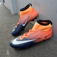 Sepatu Bola / soccer Nike mercurial & adidas Messi Superfly Import