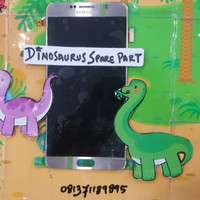 Lcd+Touchscreen Samsung Note 5 Fullset Original