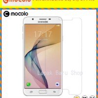 MOCOLO 2,5D 0,3mm Tempered Glass Tranparan Samsung C5/ C7/ C9 Pro