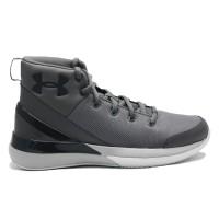 UA BGS X LEVEL NINJA FOOTWEAR - GREY 1296005-100