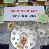 Dijual Gear Set Sss Kawasaki Klx Dan Dtracker Limited