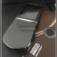 [Original] Nokia 8800 Sirocco Black - Nokia Original - HP Nokia Jadul