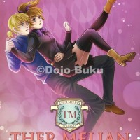 Buku lama Komik Seri: Ther Melian Academy (Shienny M.S.)