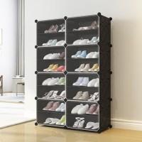 rak kotak sepatu lemari furniture plastik kokoh