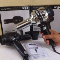 LIMITED EDITION GARANSI HAIRDRYER WIGO TAIFUN 900 HAIR DRYER WIGO HAI
