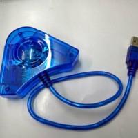 Converter Joystick Gamepad Playstation To USB 2 in 1