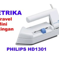 HD1301 PHILIPS TRAVEL IRON SETRIKA MINI HD 1301