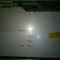 Lcd 14 inchi blank hitam laptop acer 4738z 4738 z