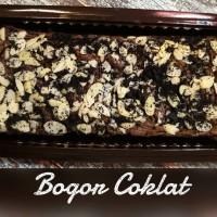 Brownies Almond Nutella Oreo Uk 22x10cm (via jne yes/go send)