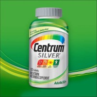 Centrum Silver Adults 50+, 325 Tablets.