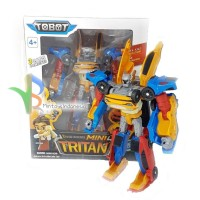 Tobot Tritan XYZ 3 Cars Combine