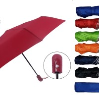 Payung Lipat 3 Tiga Otomatis Buka Tutup Dengan Lapisan Anti UV A540