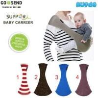 Size L - Suppori Compact Comfortable Baby Sling Berkualitas