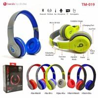 HANDSFREE / HEADPHONE / EARPHONE / HEADSET BLUETOOTH BEATS SOLO TM 019