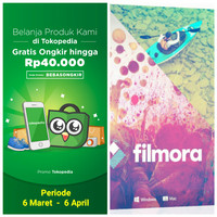 Wondershare Filmora 8.4 FULL Effect Premium Berbayar