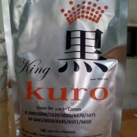 Toner Fotocopy Canon IR dan NP King Kuro / Tinta Fotokopi Canon