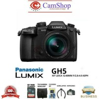 PANASONIC LUMIX GH5 KIT 12-60MM F 2.8-4.0 ASPH - LUMIX DC-GH5 PAKET