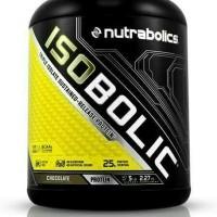 NUTRABOLIC Isobolic Whey Isolate 5 Lb