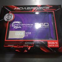 Harga ssd midas force 60 gb 2 5 for pc laptop 60 gb murah | antitipu.com