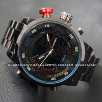 Jam Tangan Pria Diesel D1230 Dual Time (hargajam cowok diameter besar)