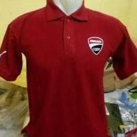 Polo Shirt XXXL Kaos Baju Kerah 3XL Big Size Ducati Murah