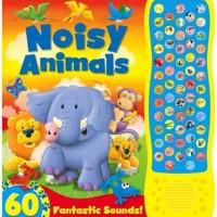 Noisy Animals Sound Book with 60 Fantastic Sounds! / Kado Unik / Kado