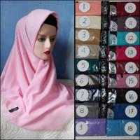 Jilbab Rawis Saudia segi Empat Murah Grosir Nca Fashion Purwokerto
