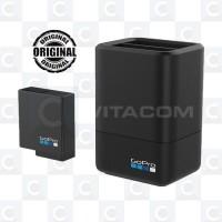 GoPro Dual Battery Charger + Battery Hero 5 - Original