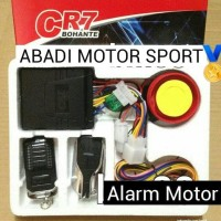 Alarm BHT Motor / Alarm Motor Keluaran Terbaru