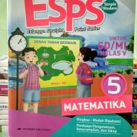 ESPS MATEMATIKA 5 UNTUK SD/MI KELAS V ( K13N )
