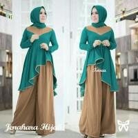 Gamis / Baju / Pakaian Wanita Muslim Jenahara Syari Promo