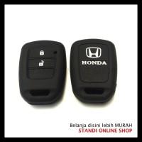 Baru - Silicone Remote Cover Kondom Kunci Honda New Mobilio Brio Brv