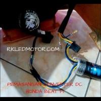 Modul Otomatis Dc Untuk Pemasangan Lampu Led Motor ....