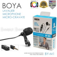 BOYA BY-M1 Lavalier Microphone micro for Smartphone, DSLR Camera,Video