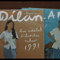 Good Quality - Paket Buku Novel Dilan 1990 , Dilan 1991 , Dan Milea By