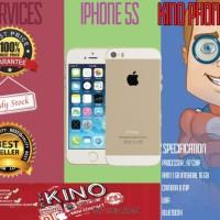 Harga iphone 5s 16 gb gold 16gb refurbised garansi distributor 1 | Hargalu.com