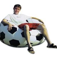Jual Sofa Angin Bola Bestway / Air sofa soccer / kursi bola murah Murah