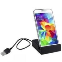 Cradle Micro USB Charging Dock for Smartphone Android BlackBer Murah