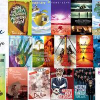 buku umum religi agama Novel Karya Tere Liye 20 Novel Rp. 400.000