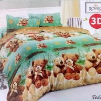 Sprei Romeo - Teddy Bear - 120 x 200