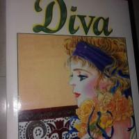 Komik Diva 1-6 LENGKAP!!! Komik LAMA yang LANGKA yang banyak DIcari!!