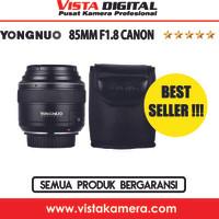 YONGNUO 85MM F1.8 CANON LENSA YONGNUO CANON