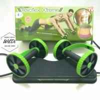 REVOFLEX EXTREME / Alat Gym di Rumah / Alat Olah Raga Ringkas