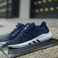 Sepatu Adidas Equipment EQT Grade Original Navy Sneakers Olahraga