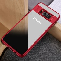 CASING SAMSUNG GALAXY NOTE 8/ S7 EDGE / J7 PLUS CLEAR AUTO FOCUS CASE
