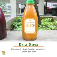 Cold Press Juice Daily Detox