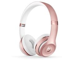 BEATS Solo 3 Wireless Headphone - Rose Gold