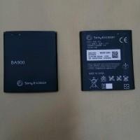 Baterai Sony Ericsson Xpria L / ba900 / BA900 / Ori / battrey hp